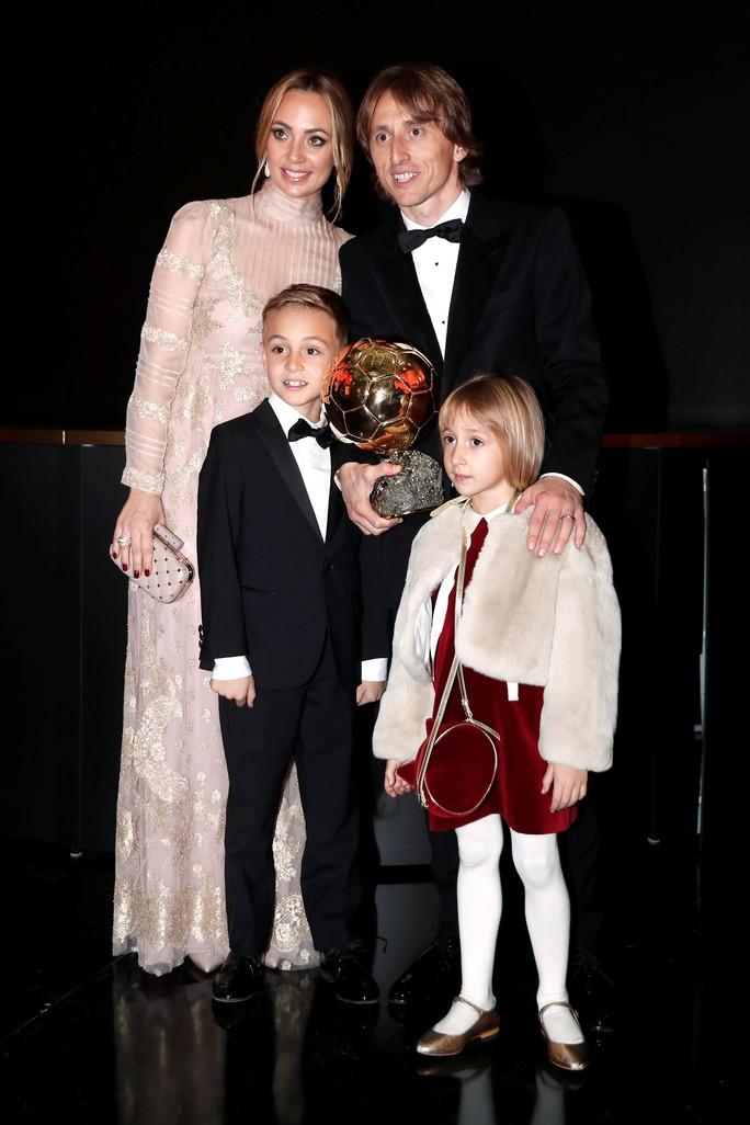 Hậu kỷ nguyên Messi-Ronaldo, Luka Modric chiến thắng Quả bóng vàng - Ảnh 8.