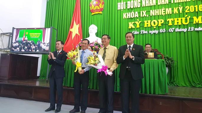 Miễn nhiệm ủy viên UBND đối với nguyên giám đốc Công an Cần Thơ - Ảnh 1.