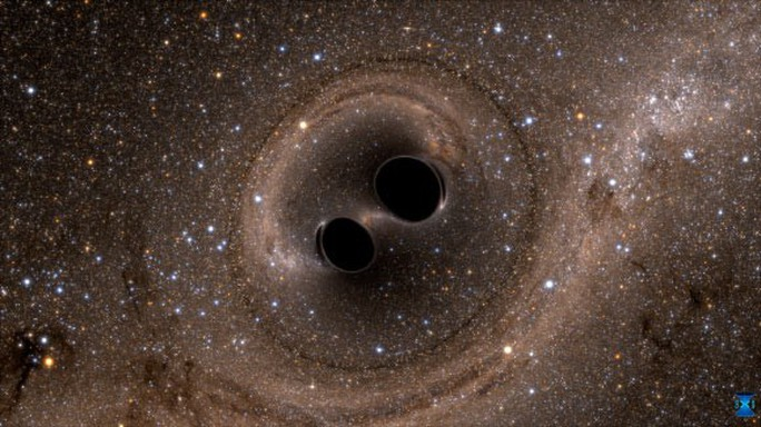 Phát hiện 4 sóng ma quái truyền từ vũ trụ quá khứ đến trái đất - Ảnh 2.