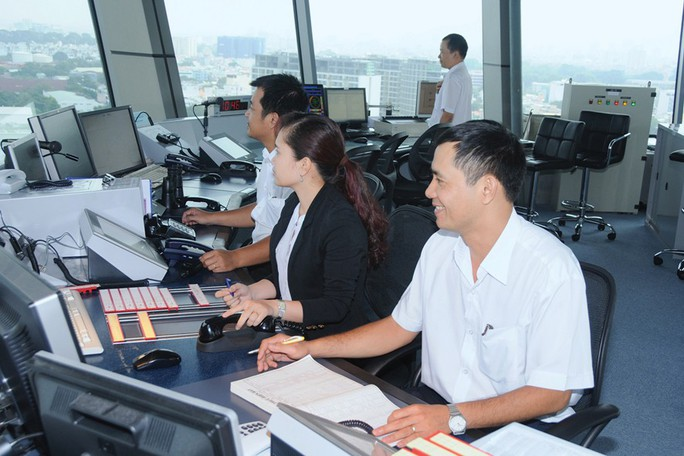 Áp dụng tiêu chuẩn mới, giảm ách tắc vùng trời sân bay Tân Sơn Nhất - Ảnh 2.