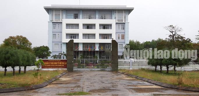Trưởng Ban Kinh tế mở Chu Lai Đỗ Xuân Diện bất ngờ xin nghỉ việc - Ảnh 2.