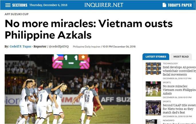 Truyền thông quốc tế đồng loạt tung hô tuyển Việt Nam  - Ảnh 9.