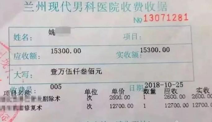 Bác sĩ Trung Quốc ép bệnh nhân nộp thêm tiền giữa ca mổ - Ảnh 1.