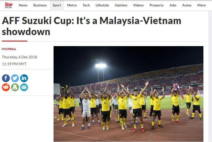 Truyền thông quốc tế đồng loạt tung hô tuyển Việt Nam  - Ảnh 2.