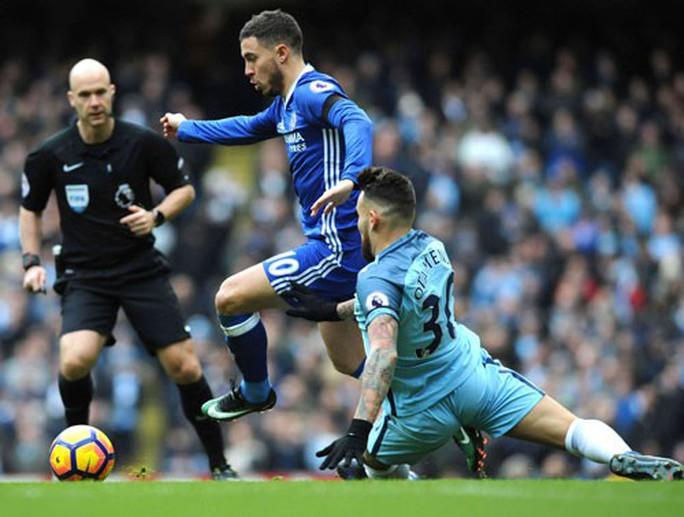 Lịch THTT bóng đá cuối tuần: Đại chiến giữa Man City và Chelsea - Ảnh 1.