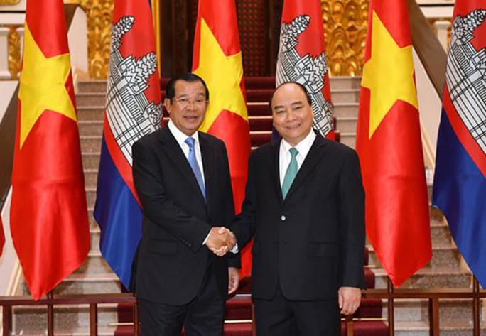 Giải quyết dứt điểm biên giới trên bộ Việt Nam - Campuchia - Ảnh 1.