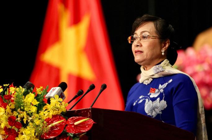 Chiều nay, TP HCM bầu chủ tịch HĐND TP - Ảnh 1.
