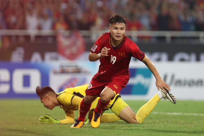 Clip: Thắng Philippines 4-2, Việt Nam vào chung kết AFF Cup 2018 - Ảnh 5.