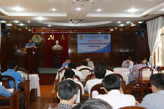 Quảng Nam đòi được hơn 16 tỉ đồng doanh nghiệp nợ BHXH - Ảnh 1.