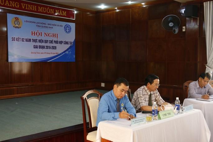Quảng Nam đòi được hơn 16 tỉ đồng doanh nghiệp nợ BHXH - Ảnh 2.