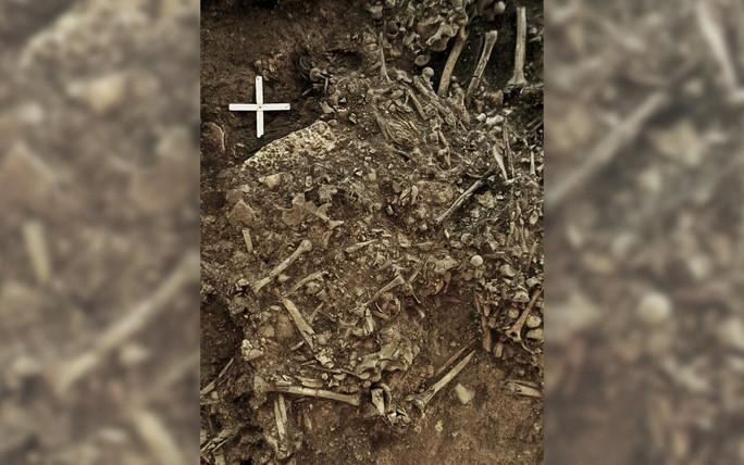 Thi hài thiếu nữ hé lộ đại thảm họa 4.900 năm trước - Ảnh 1.