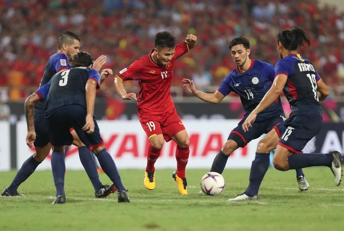 Lịch THTT thể thao cuối tuần: Việt Nam xuất quân Asian Cup 2019 - Ảnh 1.