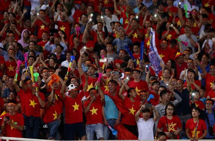 Chốt phương án bán vé trận Việt Nam - Malaysia - Ảnh 1.