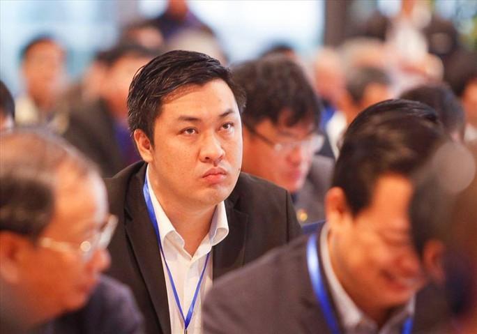 Các ông Trần Quốc Tuấn, Cao Văn Chóng và Cấn Văn Nghĩa đắc cử Phó chủ tịch VFF - Ảnh 2.