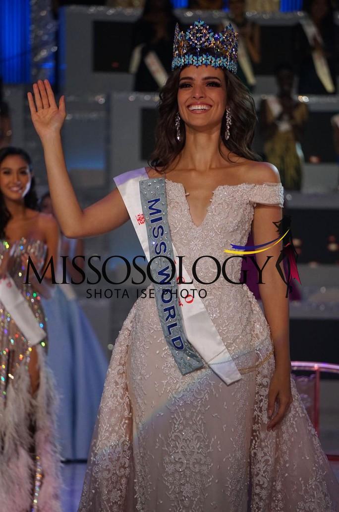 Người đẹp Mexico đăng quang Hoa hậu Thế giới 2018 - Ảnh 2.
