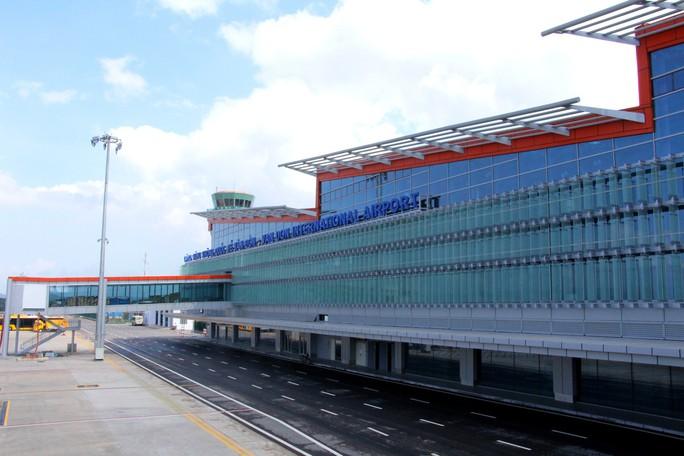 Nghiệm thu sân bay quốc tế Vân Đồn 7.700 tỉ đồng - Ảnh 2.