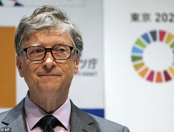 Bill Gates tài trợ gần 3 triệu USD để chặn tia nắng mặt trời - Ảnh 1.