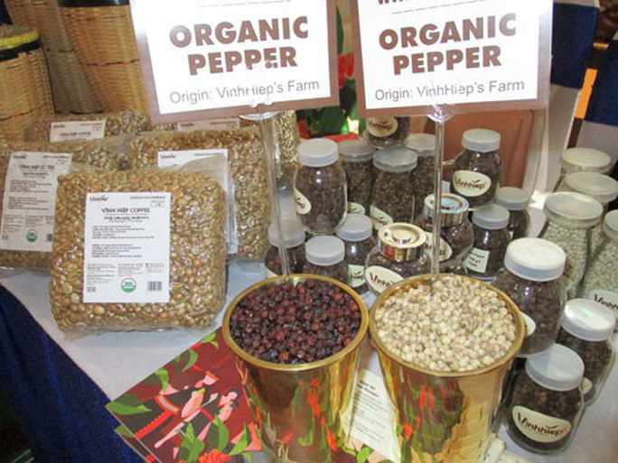 Sản xuất hữu cơ phải gắn với thị trường - Ảnh 1.