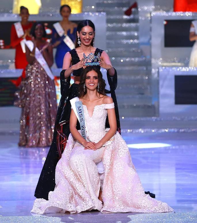 Phẫn nộ sau kết quả cuộc thi Hoa hậu Thế giới 2018 - Ảnh 1.