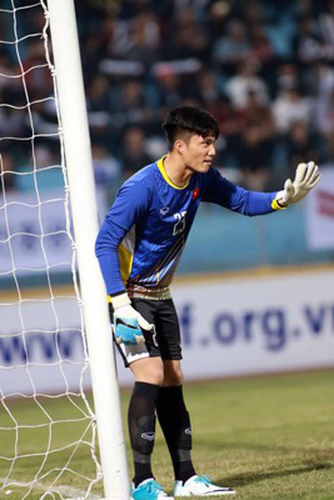 Nhiều lựa chọn trong khung gỗ U23 Việt Nam - Ảnh 1.