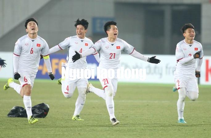 Thế hệ vàng mười của bóng đá Việt - Ảnh 1.