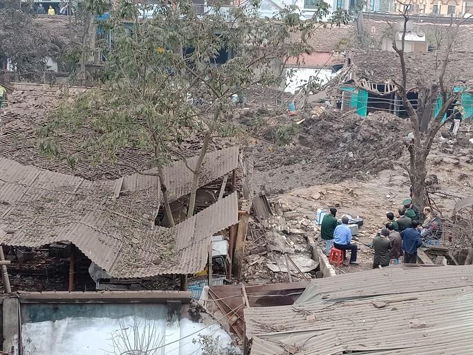 Vụ nổ ở Bắc Ninh: Nghe tiếng nổ chỉ còn biết trùm chăn cầu nguyện - Ảnh 4.