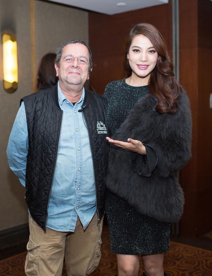 Sau Ngô Thanh Vân, Trương Ngọc Ánh cũng công bố được đóng phim Hollywood - Ảnh 3.