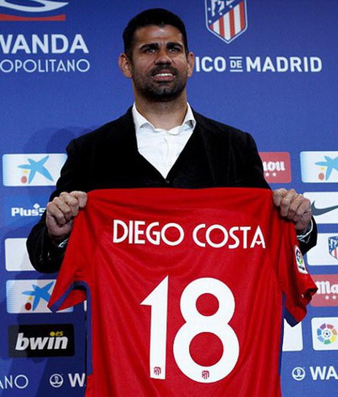 Diego Costa nổ súng ngày tái xuất Atletico Madrid ở Cúp Nhà vua - Ảnh 5.