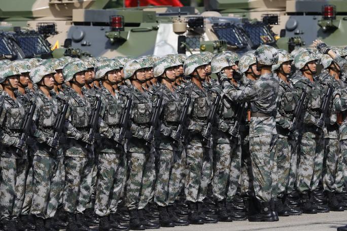 Trung Quốc phản ứng chiến lược quốc phòng mới của Mỹ - Ảnh 1.