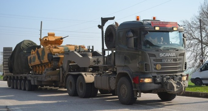 Thổ Nhĩ Kỳ sắp dội bom 149 mục tiêu ở Syria - Ảnh 2.