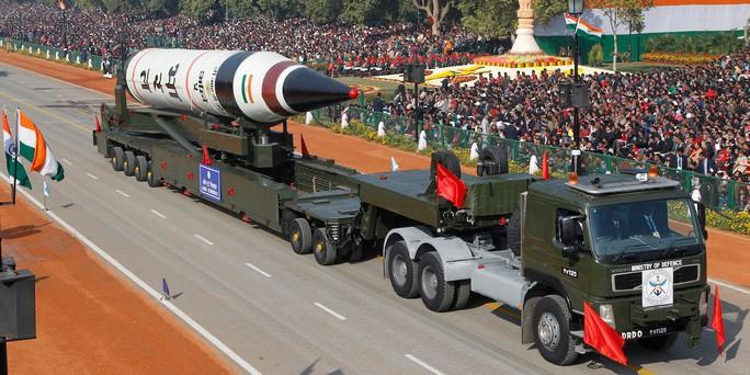 Ấn Độ thử tên lửa mới nhất: Cảnh báo cho Trung Quốc! - Ảnh 1.