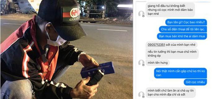 Hàng nóng rao bán công khai facebook - Ảnh 1.