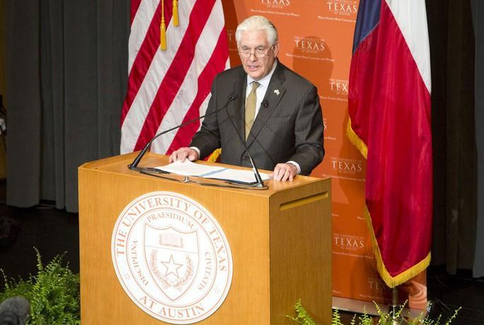 Ông Tillerson cảnh báo Mỹ Latinh về cái bẫy Trung Quốc - Ảnh 1.