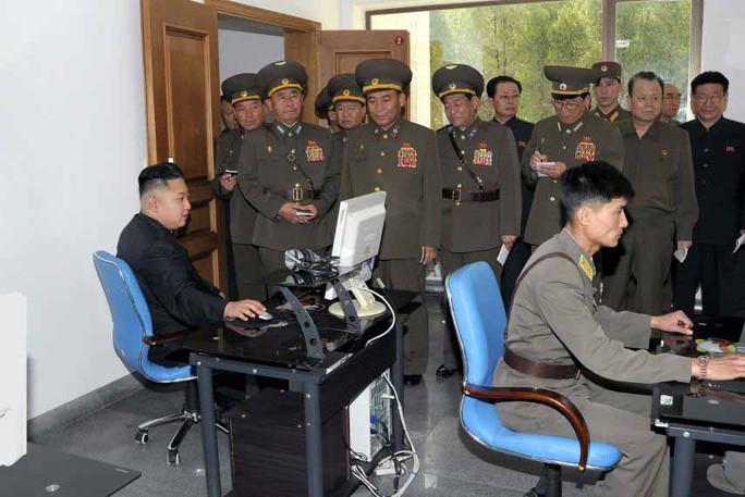 Ổ tin tặc Triều Tiên trong khách sạn Trung Quốc? - Ảnh 1.
