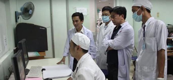 TP HCM: Chuẩn bị máu, nhân lực cấp cứu - Ảnh 1.
