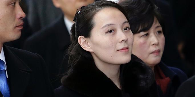 """Quyền lực đáng gờm của """"Ivanka Triều Tiên"""" - Ảnh 1."""