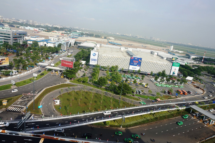 """Nhìn lại những công trình """"giải cứu"""" sân bay Tân Sơn Nhất - Ảnh 3."""