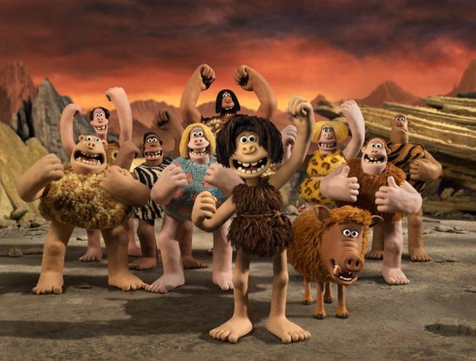 Những phim hoạt hình đình đám về chủ đề người tiền sử - Ảnh 4.