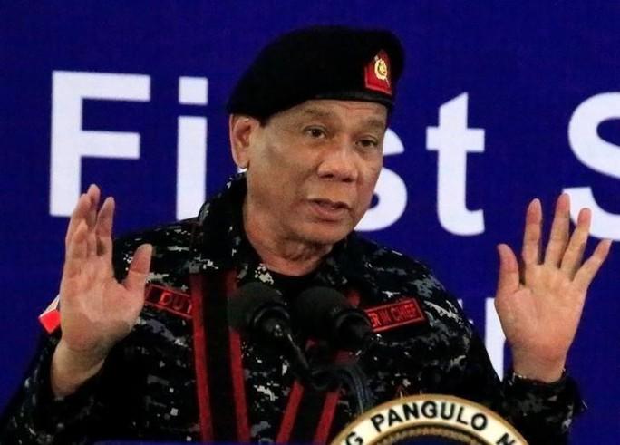 Ông Duterte thà bị xử bắn còn hơn ngồi tù - Ảnh 1.