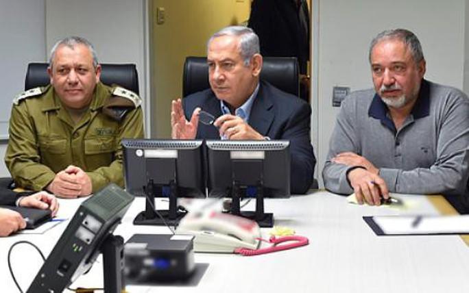 Israel gửi thông điệp cứng rắn đến Iran - Ảnh 1.