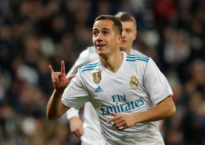 Hat-trick Ronaldo đưa Real Madrid trở lại đường đua - Ảnh 2.