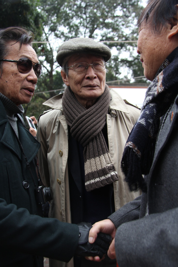 Nhà văn Nguyễn Xuân Khánh kể chuyện Tết thời bao cấp - Ảnh 3.