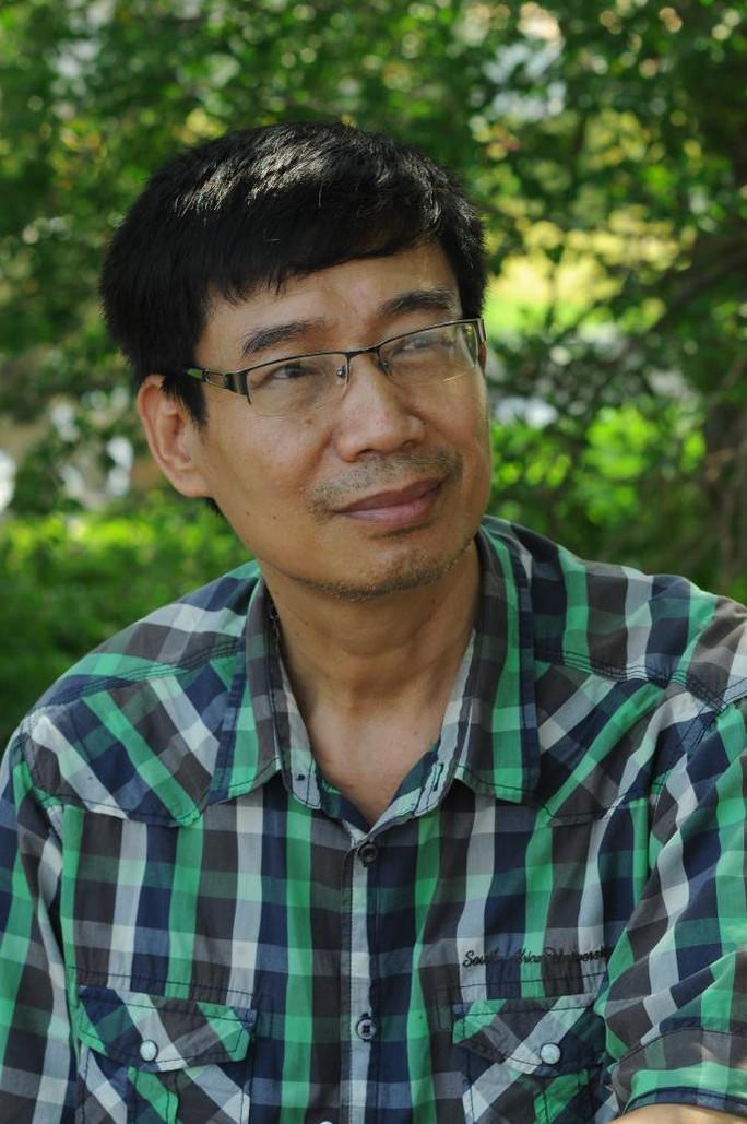 Nhà văn Sương Nguyệt Minh: Viết văn ngày Tết cực phiêu - Ảnh 4.