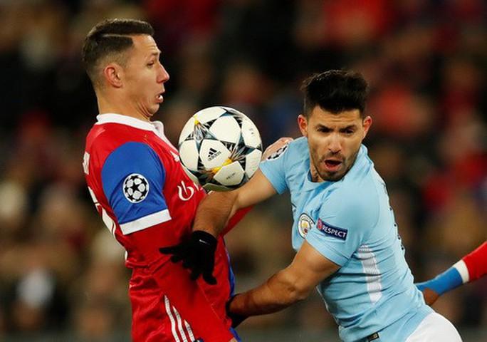 Tottenham ngược dòng lấy điểm Juventus, Man City đại thắng Basel - Ảnh 8.