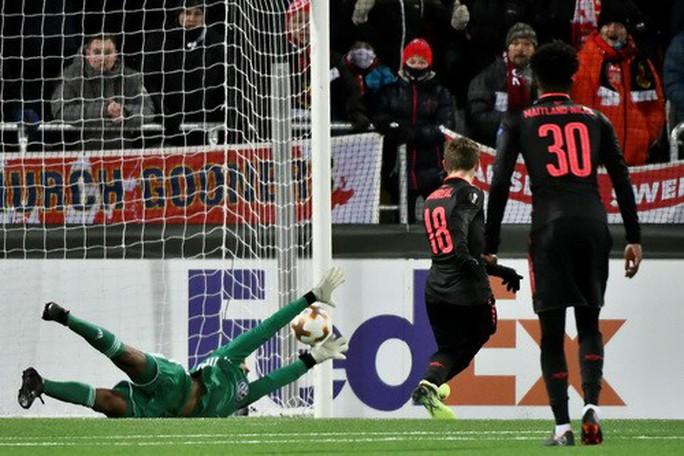 Đại gia Europa League và những cơn mưa bàn thắng - Ảnh 1.
