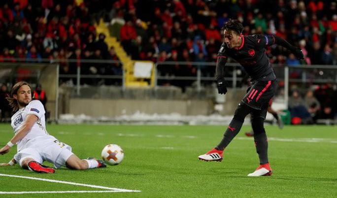 Đại gia Europa League và những cơn mưa bàn thắng - Ảnh 2.