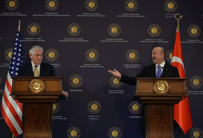 Mỹ - Thổ Nhĩ Kỳ quay lại từ bờ vực  - Ảnh 1.