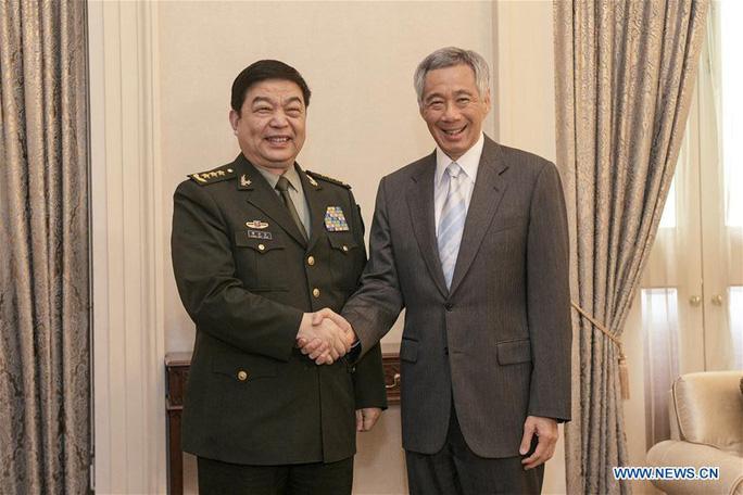 Singapore làm sứ giả giữa Trung Quốc và ASEAN về biển Đông - Ảnh 2.