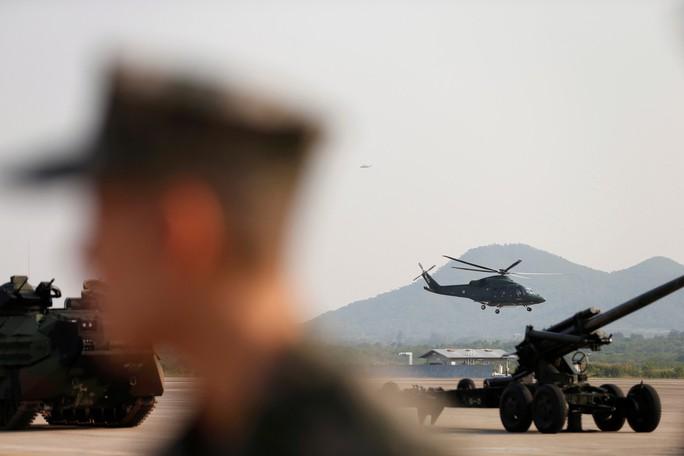 Cận cảnh Mỹ và 28 nước châu Á tập trận Hổ mang vàng - Ảnh 11.