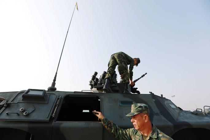 Cận cảnh Mỹ và 28 nước châu Á tập trận Hổ mang vàng - Ảnh 14.